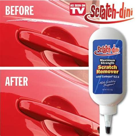 Set Dini As set of 2 as seen on tv scratch dini instant car scratch remover sd0017dr 2 19 98