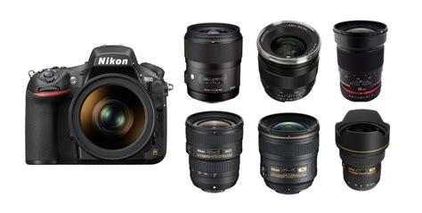 wide angle lenses  nikon  lens rumors
