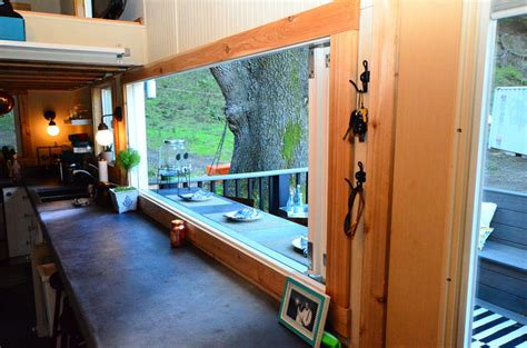 small house on wheels design tiny house on wheels with indoor outdoor entertaining spaces idesignarch interior