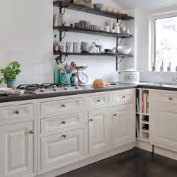 shelving ideas for kitchens open shelving country kitchen ideas housetohome co uk