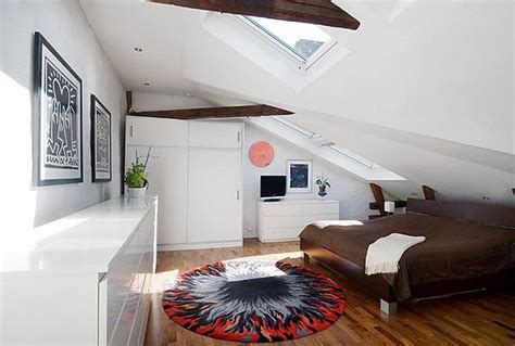 Rustic Attic Bedroom by 40 Attic Bedroom And Attic Lounge Design Ideas