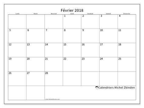 Calendrier 2018 F Vrier Calendrier 2018 Gratuit 2017 Imprimer T 233 L 233 Charger Le