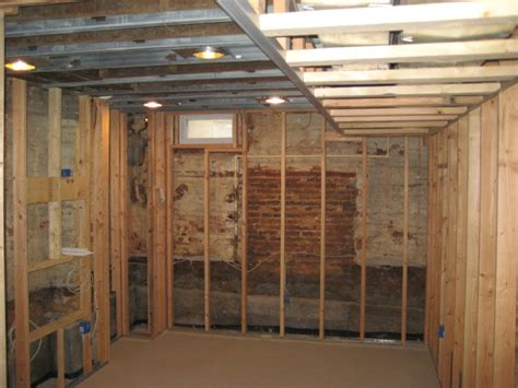 basement underpinning for baltimore rowhomes