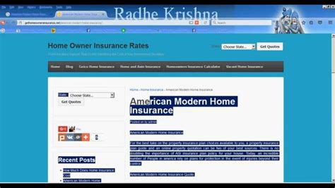 american modern home insurance company 17 best ideas about american modern home insurance on