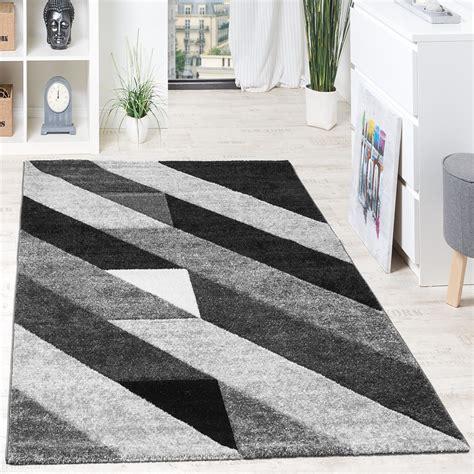 teppich hochwertig designer teppich hochwertig diagonal streifen dreiecke in