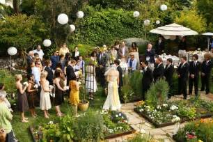 backyard wedding ceremony bbq and backyard wedding inspiration