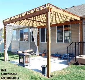 backyard pergola the audzipan anthology backyard pergola
