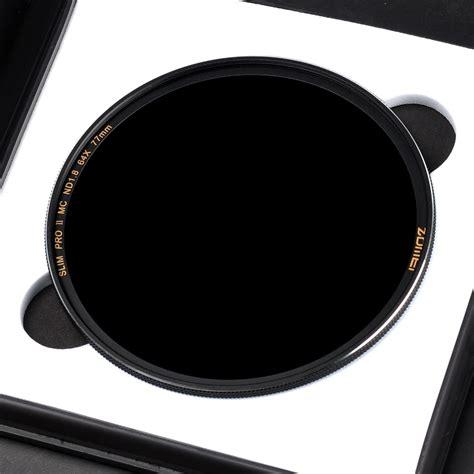 Optic Pro Filter Nd8 82mm 1 מוצר zomei optical glass slim neutral density nd filter nd8 nd64 nd1000 3 0 multi