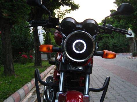 motosiklet icin xenon  montaji sayfa