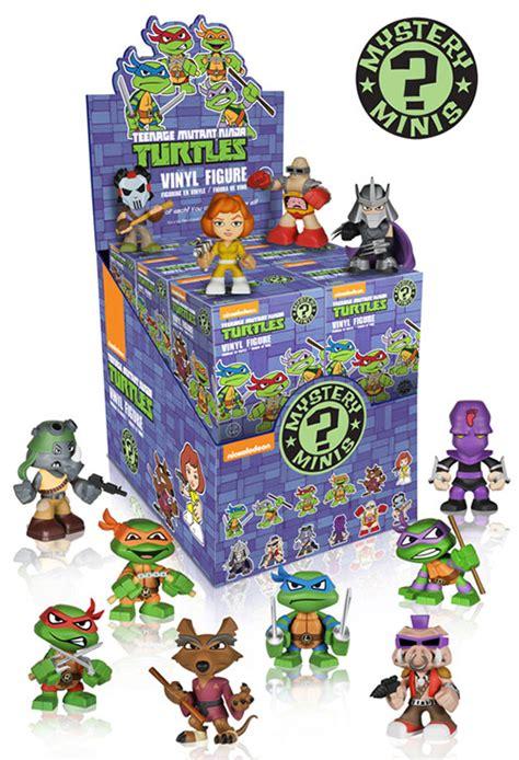Funko Mystery Minis Mutant Turtles Raphael 2014 funko mutant turtles mystery minis info