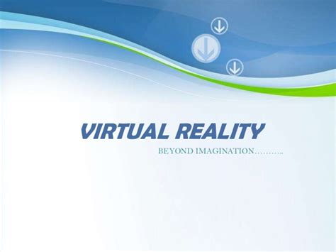 powerpoint templates for virtual reality virtual reality