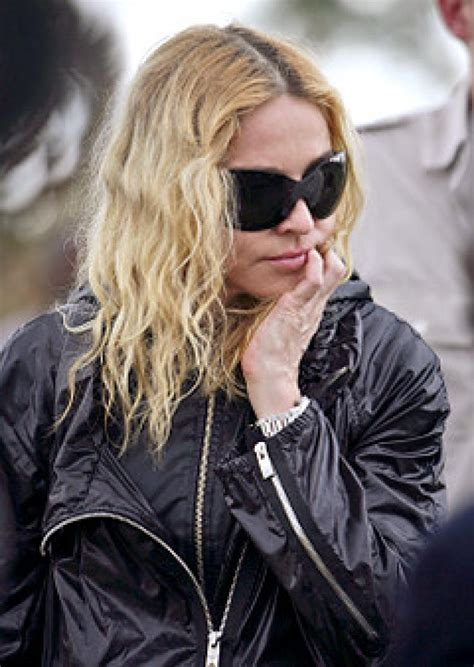 Madonna Asked For Adoption Advice by Madonna Takes Adoption Plea Ny Daily News