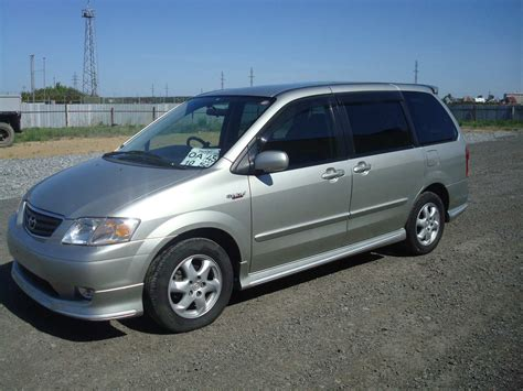 mazda mpv 2001 mazda mpv for sale 2 5 gasoline automatic for sale