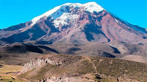 punto mas lejano del centro de la tierra el volc 225 n chimborazo es el punto m 225 s alejado del centro de