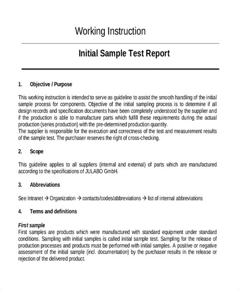 design criteria for instruction format 10 instruction templates free sle exle format