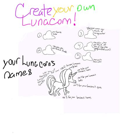 Design Your Own Meme - create your own lunacorn meme by neonicing on deviantart