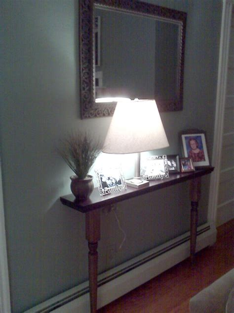 entryway furniture small spaces create a custom sofa table for small spaces furniture