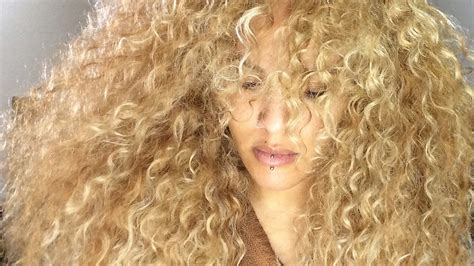 crochet hsir blonde crochet weave blonde curly youtube