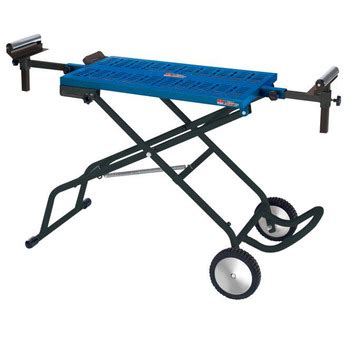 Professional Mobile Portable Rolling Universal Miter Table