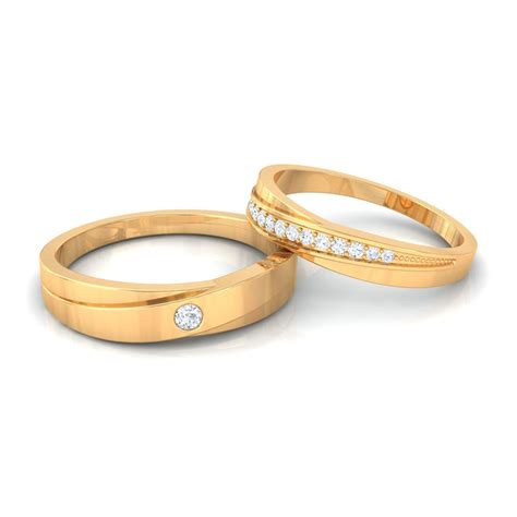 Wedding Bands Couples by Gold Wedding Rings Www Imgkid The Image Kid