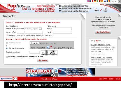 come spedire un mobile freepopfax inviare fax gratis dal pc senza limiti