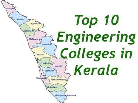 Top 10 Mba Colleges In Kerala 2015 by Top 10 Engineering Colleges In Kerala 2014 Careerindia