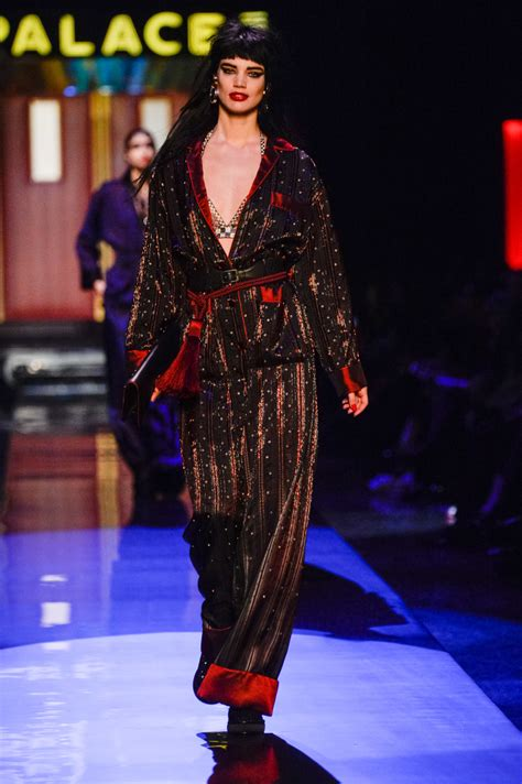 80s Style Here To Stay Couture In The City Fashion jean paul gaultier reverences the 80 s with his haute