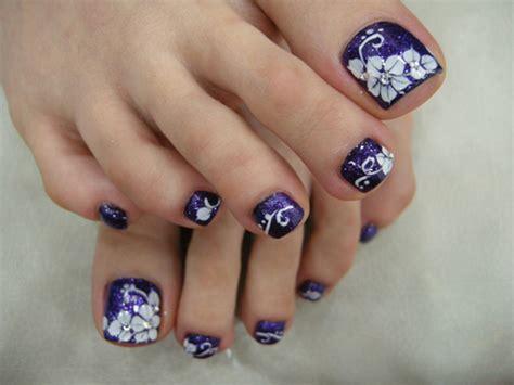easy nail art design for feet 21 wedding toe nail art designs nail design ideaz