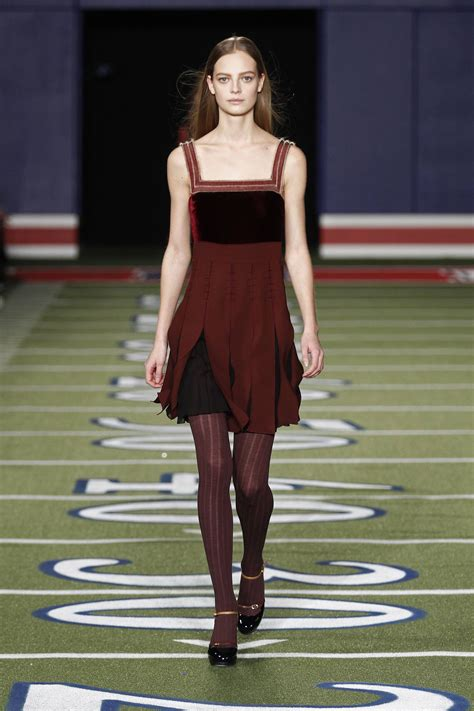 New York Fashion Week Fallwinter 2007 Collections by Hilfiger Fall Winter 2015 16 S Collection