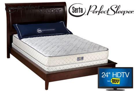 Serta Sleeper Essentials by Serta Sleeper 174 Essentials Putnam Collection