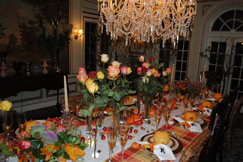 world most beautiful bbq table folded victory the world s most beautiful thanksgiving
