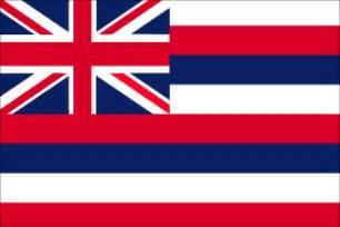 hawaii state colors 5 x8 hawaii state flag