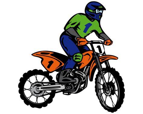 Wandtattoo Motocross Motorrad by Buntes Motocross Wandtattoo Motorrad Digitaldruck Motox 2