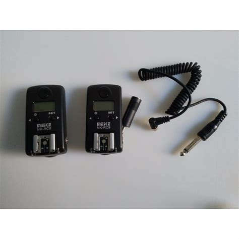 Wireless Flash Trigger Meike Mk Rc7 For Nikon Slr N3 meike mk rc9 100m wireless flash trigger for nikon mc 30 d4 d4s d800 d810 n1 meike store