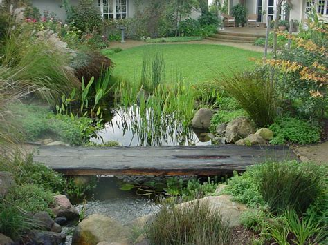 is a backyard pond an ecosystem triyae com natural garden pond design various design