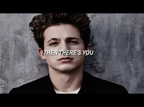 charlie puth then there s you charlie puth then there s you sub espa 241 ol youtube