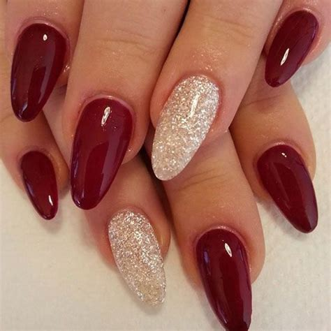 neat concerbative nails top 101 stylish red nail designs
