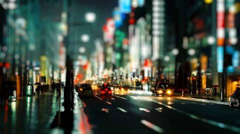lights cities city hazy blurred lights wallpaper jpg 1920 215 1080