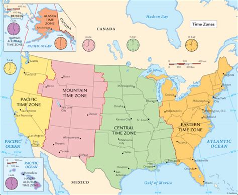us map time zone lines us time zone map united states