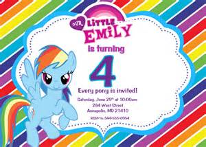 my little pony rainbow dash birthday party by