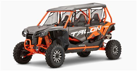Honda Talon 2020 by 2020 Honda Talon 1000x 4 Fox Live Valve Utv Hiconsumption