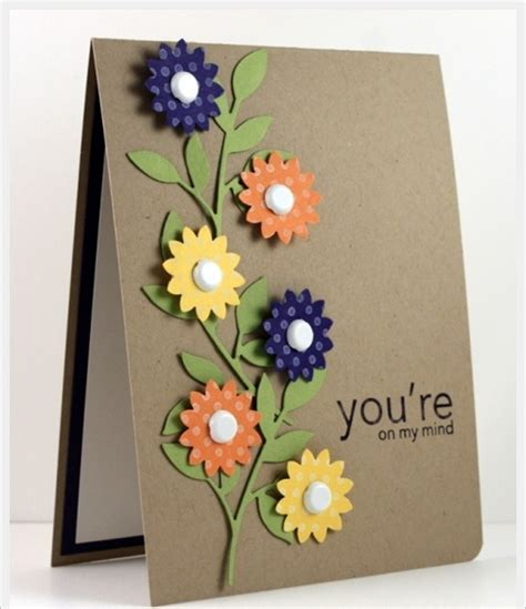 Handmade Greetings Card - handmade greeting cards weneedfun