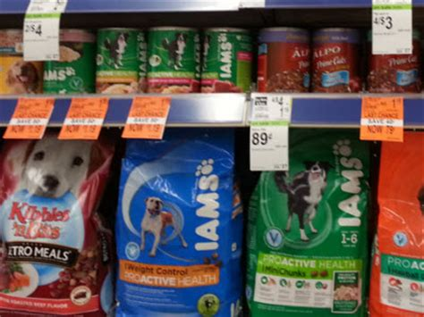 iams canned food walgreens pet clearance deals purina more
