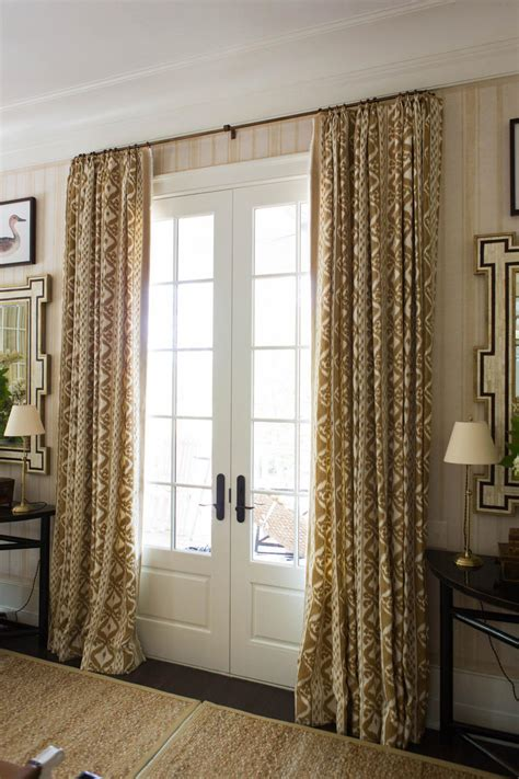 sike curtain idea house living room by mark d sikes southern living