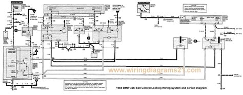 1988 bmw 325i wiring diagram wiring diagram with description