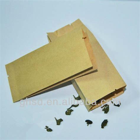 paper bag tea lights tea paper bag tea bag with zipper tea light paper bag