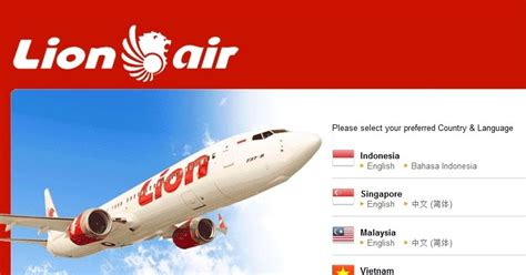 Cara Cek Harga Tiket Pesawat Lion Air