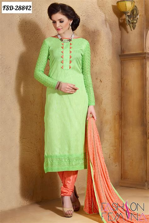 New Fashion Site Notcouture by Fashion Trends Casual Salwar Suit Collection