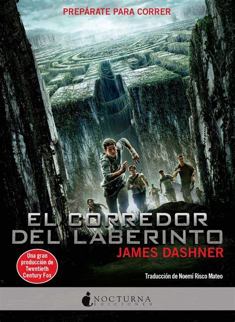 libro laberintia el corredor del laberinto nocturna ediciones