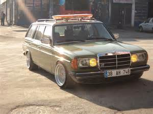 W123 Mercedes Mercedes W123 Tuning Images